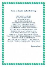 Cyber Bullying Poem – Grange Primary